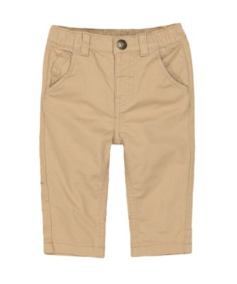 Mothercare Eco Safari Stone Smart Trousers