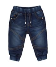 Mothercare Jogger Jeans - Dark Wash
