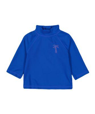Mothercare Blue Sunsafe Rash Vest