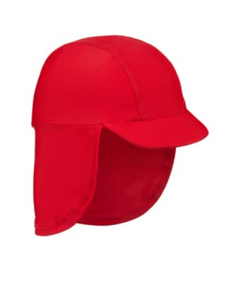 Mothercare Red Sun Protection Keppi Hat