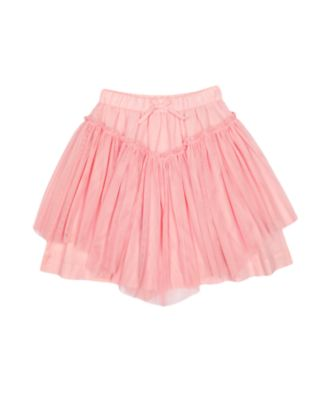 Mothercare Fairytale Pink Mesh Skirt