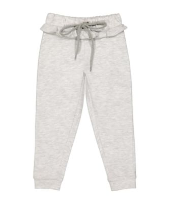 Mothercare Street Mania Grey Frill Joggers