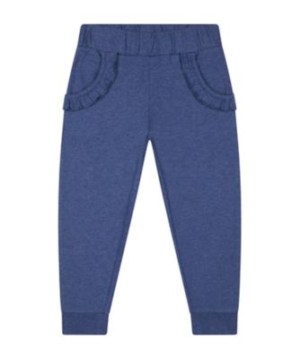 Mothercare Go West Blue Frill Joggers
