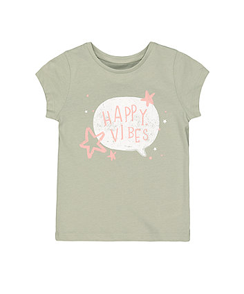 Mothercare Fashion Happy Times T-Shirt