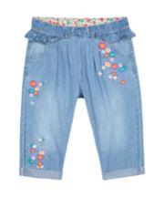 Mothercare Denim Trousers