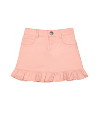 Mothercare Soft Energy Pink Frill Hem Skirt
