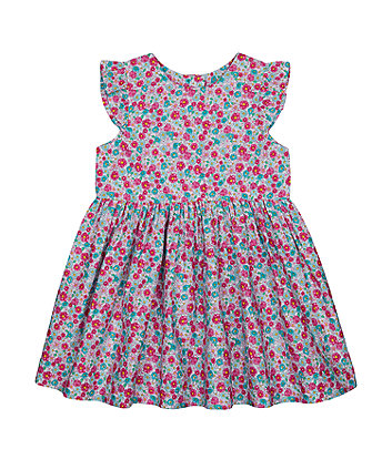 Mothercare Fashion Woven Ditsy Floral Dress