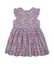 Mothercare Woven Ditsy Floral Dress