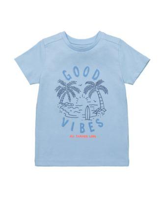 Mothercare Beachcomber Good Vibes Short Sleeve T-Shirt