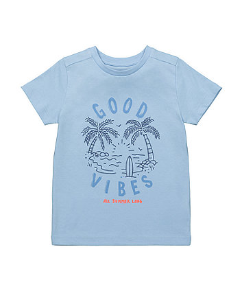 Mothercare Good Vibes T-Shirt