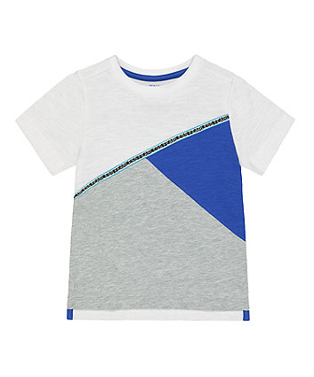Mothercare Fearless Cut-And-Sew T-Shirt