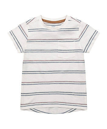 Mothercare Striped T-Shirt