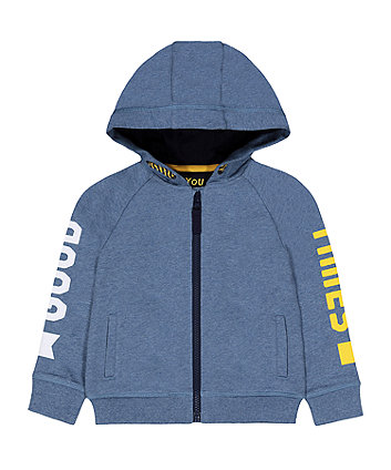 Mothercare Good Times Away Hoody