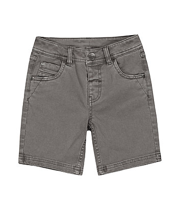 Mothercare Fashion Grey Shorts