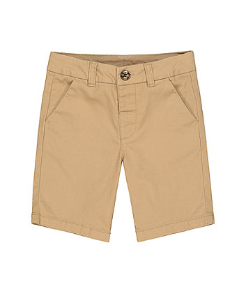 Mothercare Fashion Stone Chino Shorts