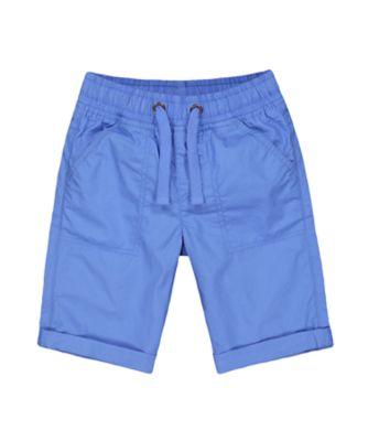 Mothercare Dinomite Blue Poplin Shorts