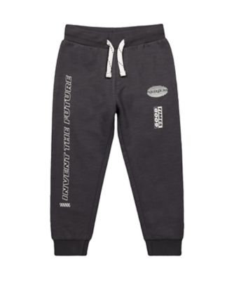 Mothercare Escape Games Charcoal Super Good Times Joggers