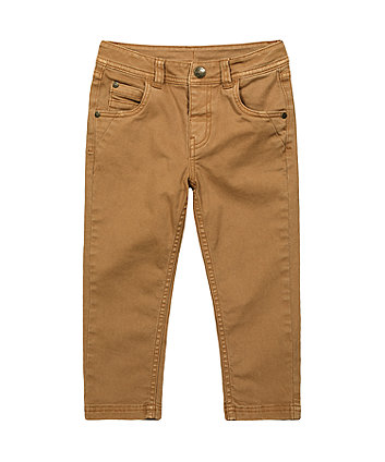 Mothercare Tan Trousers