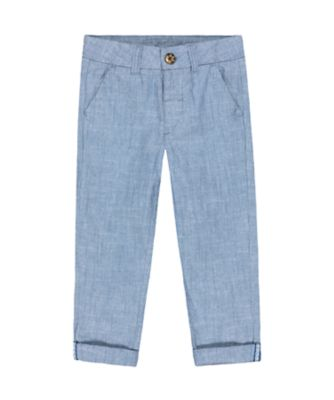 Mothercare Chambray Chino Trousers
