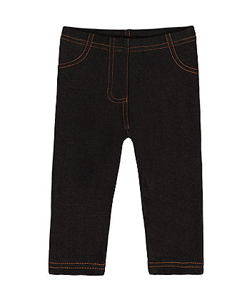 Mothercare Black Jeggings