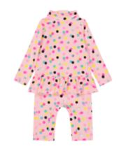 Mothercare Pink Spot Sunsafe