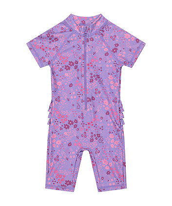 Mothercare Floral Sunsafe