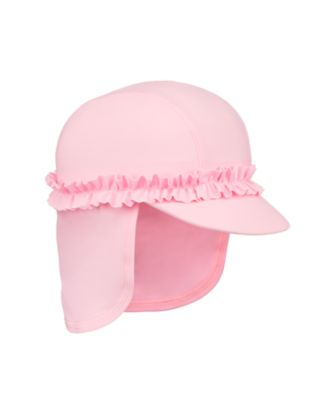 Mothercare Pink Sun Protection Keppi Hat