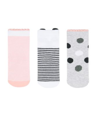 Mothercare Panda Novelty Socks - 3 Pack
