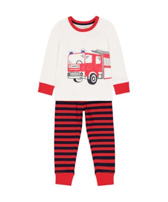 Mothercare Fire Engine Pyjamas