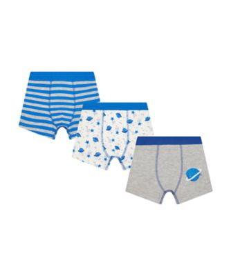 Mothercare Monster Trunks - 3 Pack