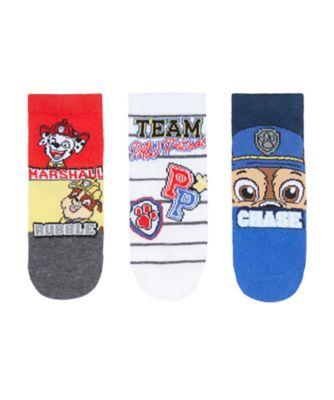 Mothercare Paw Patrol Socks - 3 Pairs