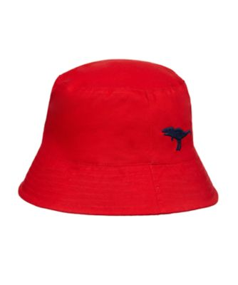 Mothercare Red Dinosaur Fisherman Sun Hat
