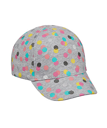 Mothercare Fashion Grey Spot Cap