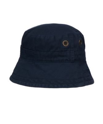 Mothercare Washed Navy Twill Fisherman
