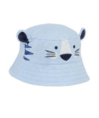 Mothercare Blue Jersey Novelty Tiger Fisherman