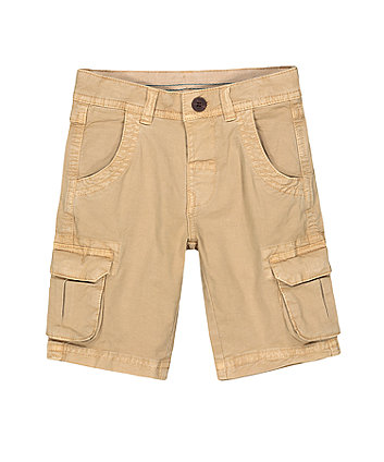 Mothercare Fashion Stone Cargo Shorts