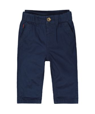 Mothercare MC61 Navy Chino Trouser