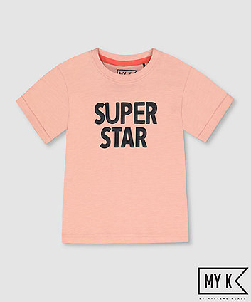 Mothercare Fashion My K Super Star T-Shirt