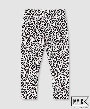 Mothercare Fashion My K Leopard Print Leggings