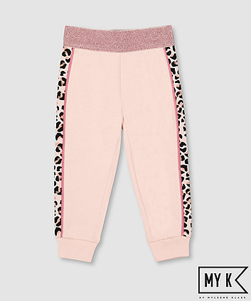 Mothercare Fashion My K Pink Leopard Joggers
