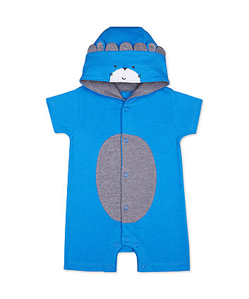 Mothercare Wild One Novelty Romper