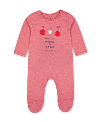 Mothercare Girls Mummy And Daddy All-In-One