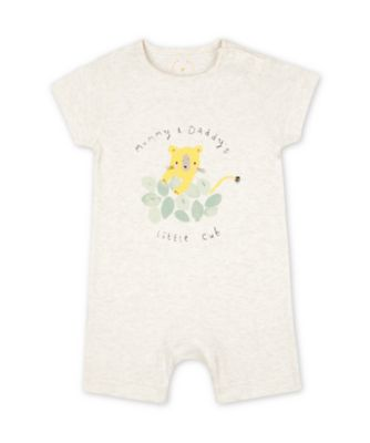 Mothercare Mummy And Daddy'S Cub Rompers