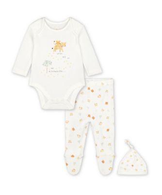 Mothercare Little Cub Three-Piece Set