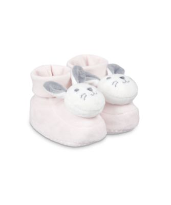 Mothercare Bunny Rattle Socktop Booties