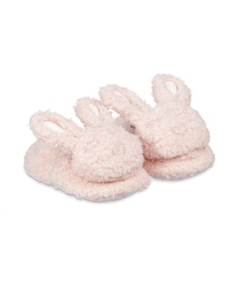 Mothercare Pink Novelty Bunny Slippers