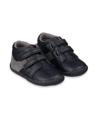 Mothercare Baby Boys Black Crawler Shoes