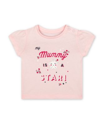 Mothercare Parasol Mummy is a Star T-Shirt