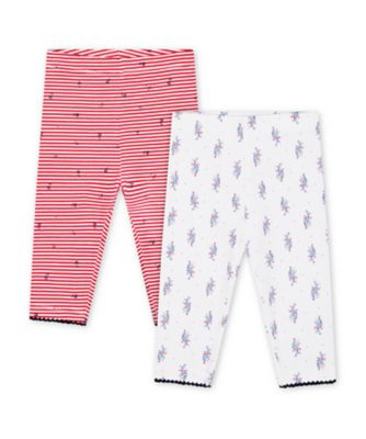 Mothercare Parasol Floral Leggings - 2 Pack
