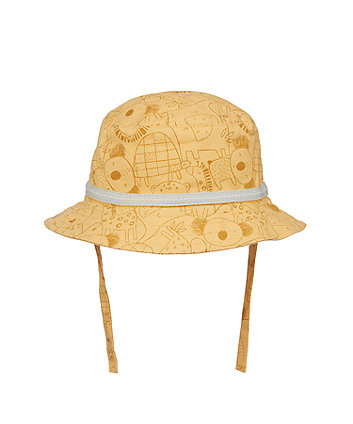Mothercare Printed Woven Hat